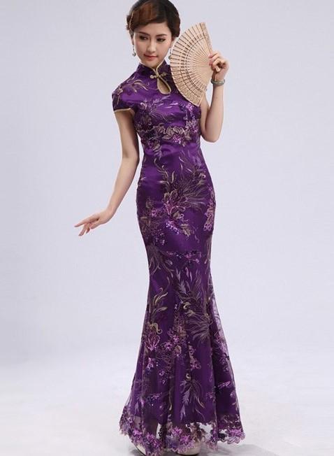model dan gambar cheongsam dress modern