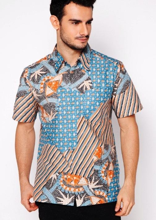 model kemeja batik pria gallery fashion
