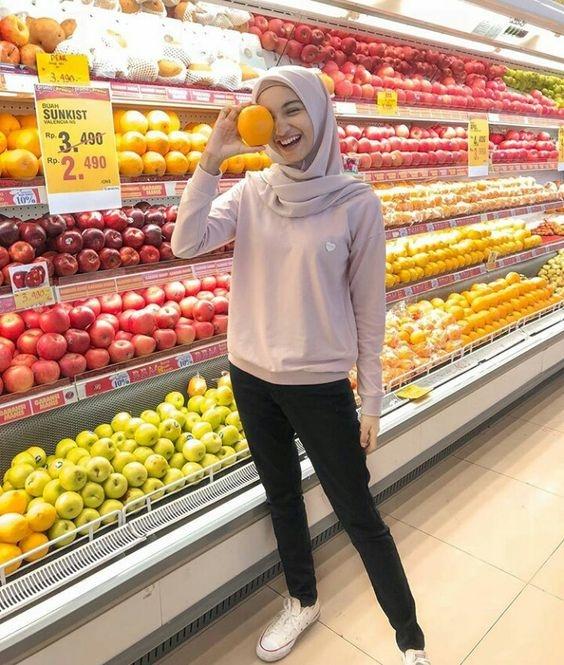 9 ootd hijab buat pemilik tubuh kurus anti alay dan