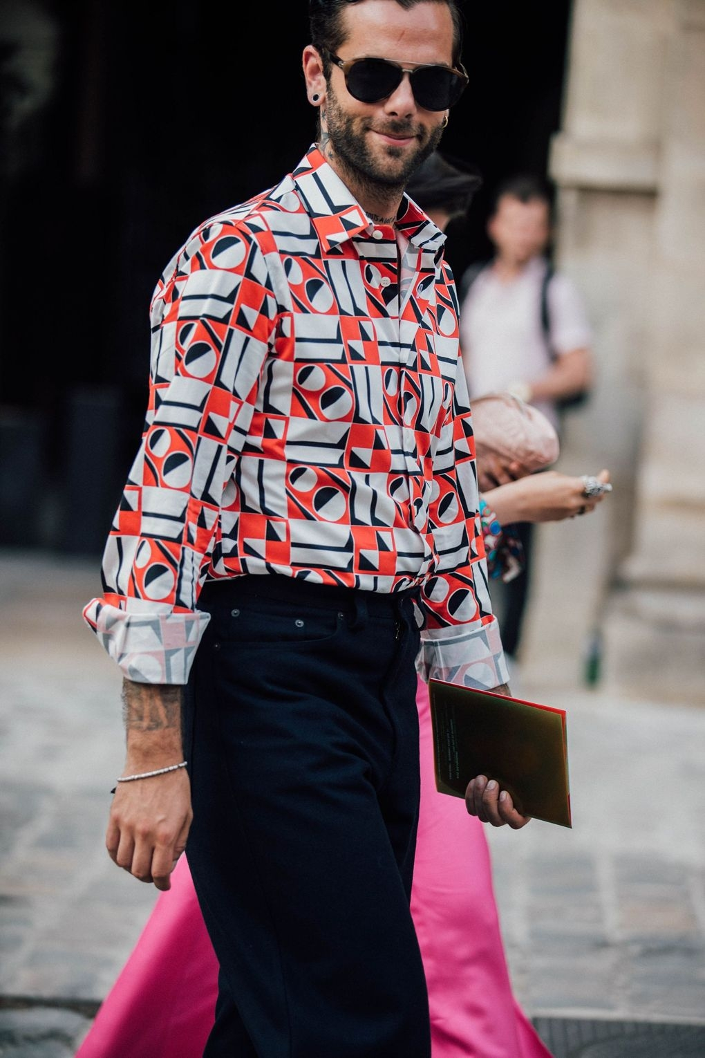 bubbly colorful here are the best street style looks