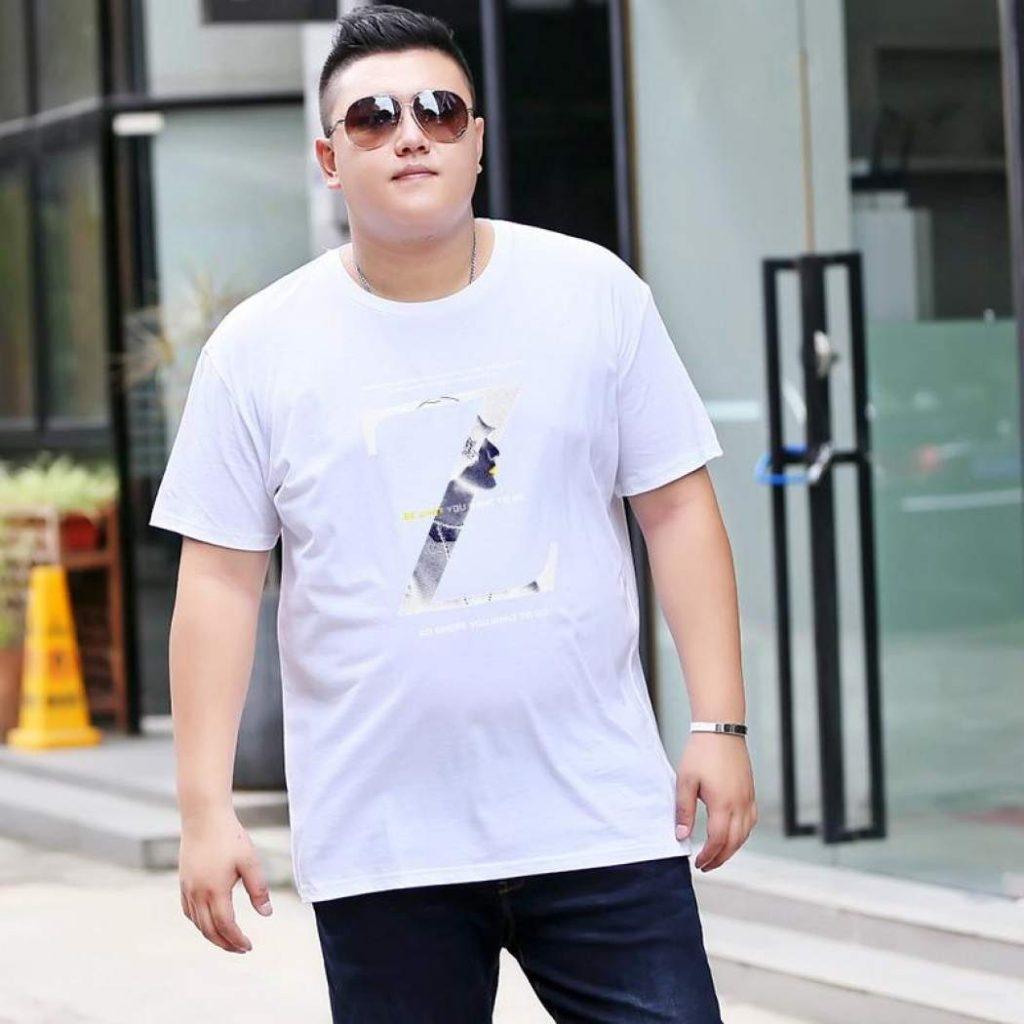 cara berpakaian pria gemuk agar terlihat kurus lifestyle