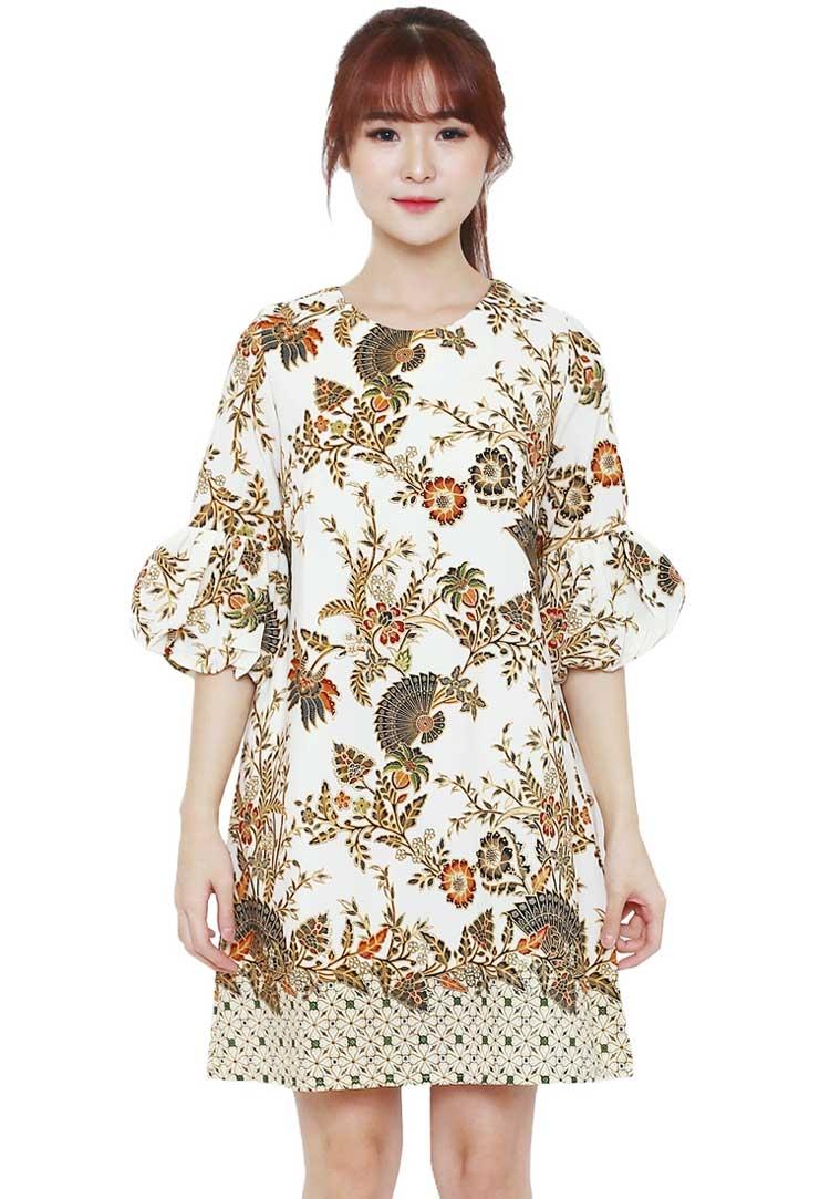 desain baju batik remaja putri klopdesain