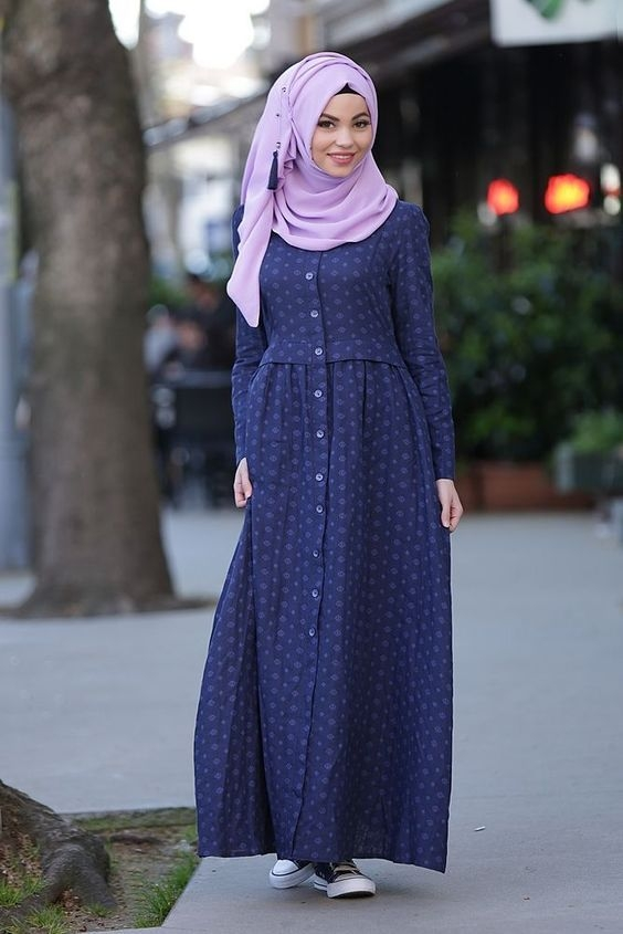 dress muslim remaja model pakaian hijab model pakaian