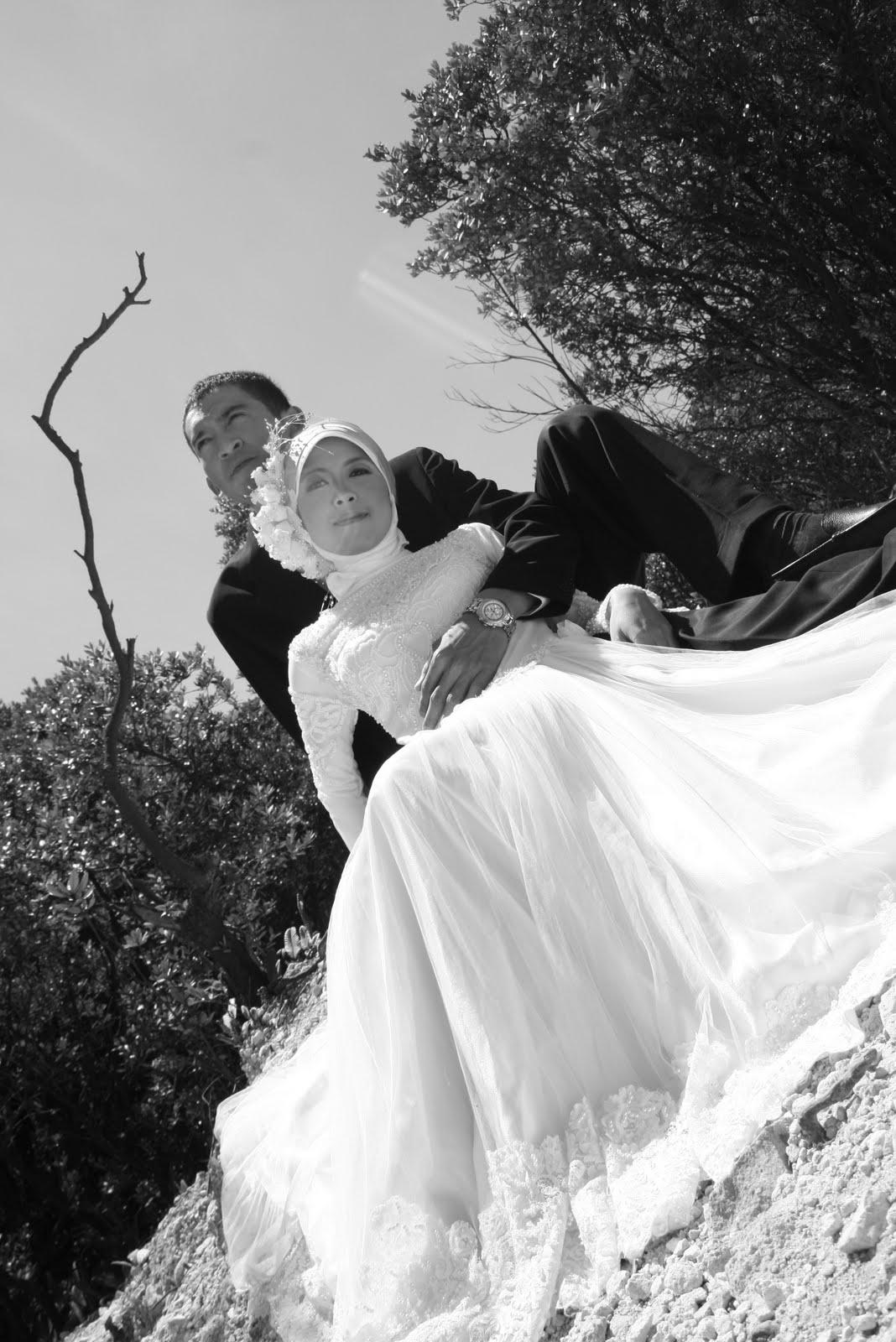 galih photography prewedding outdoor