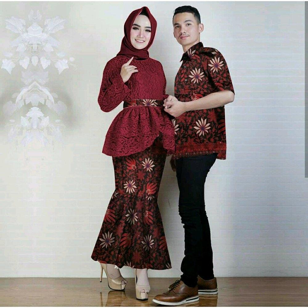 get inspired for baju couple kondangan white imagery