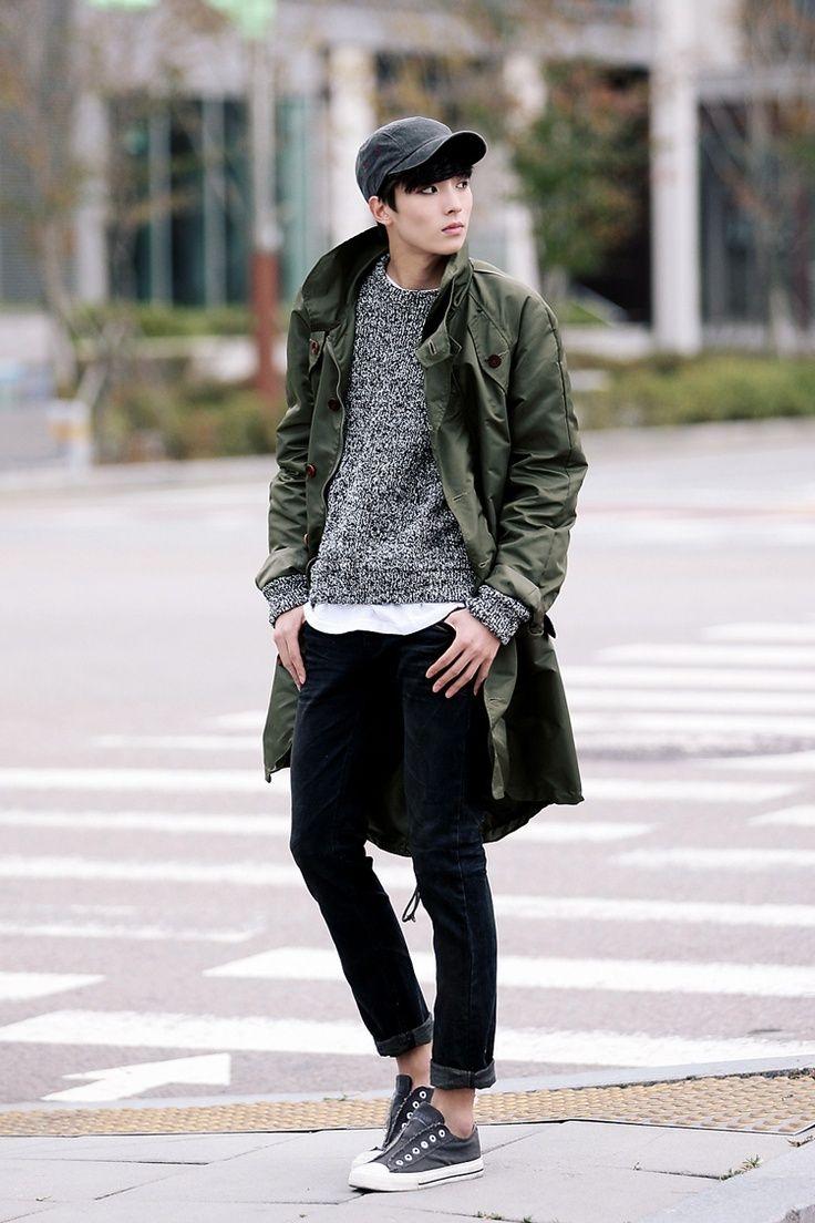 itsmestyle mens winter fashion korean fashion men