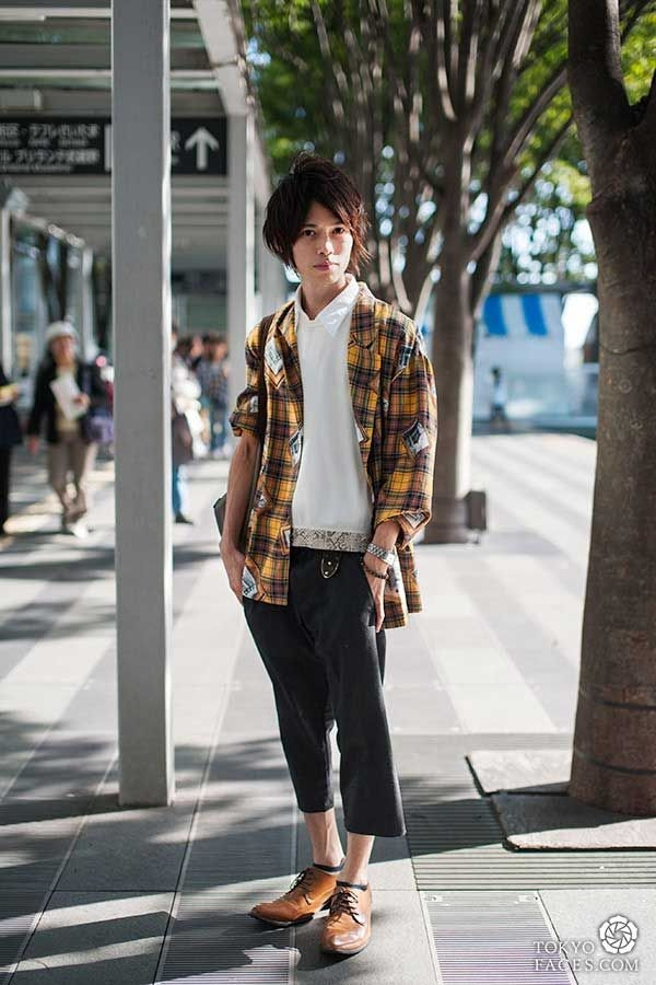 japanese mens fashion anything but traditional