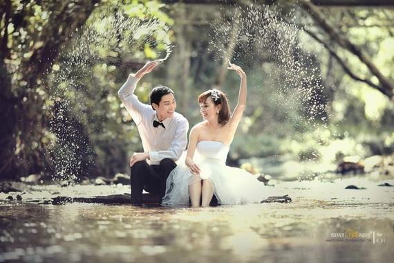outdoor pre wedding photography vietnam