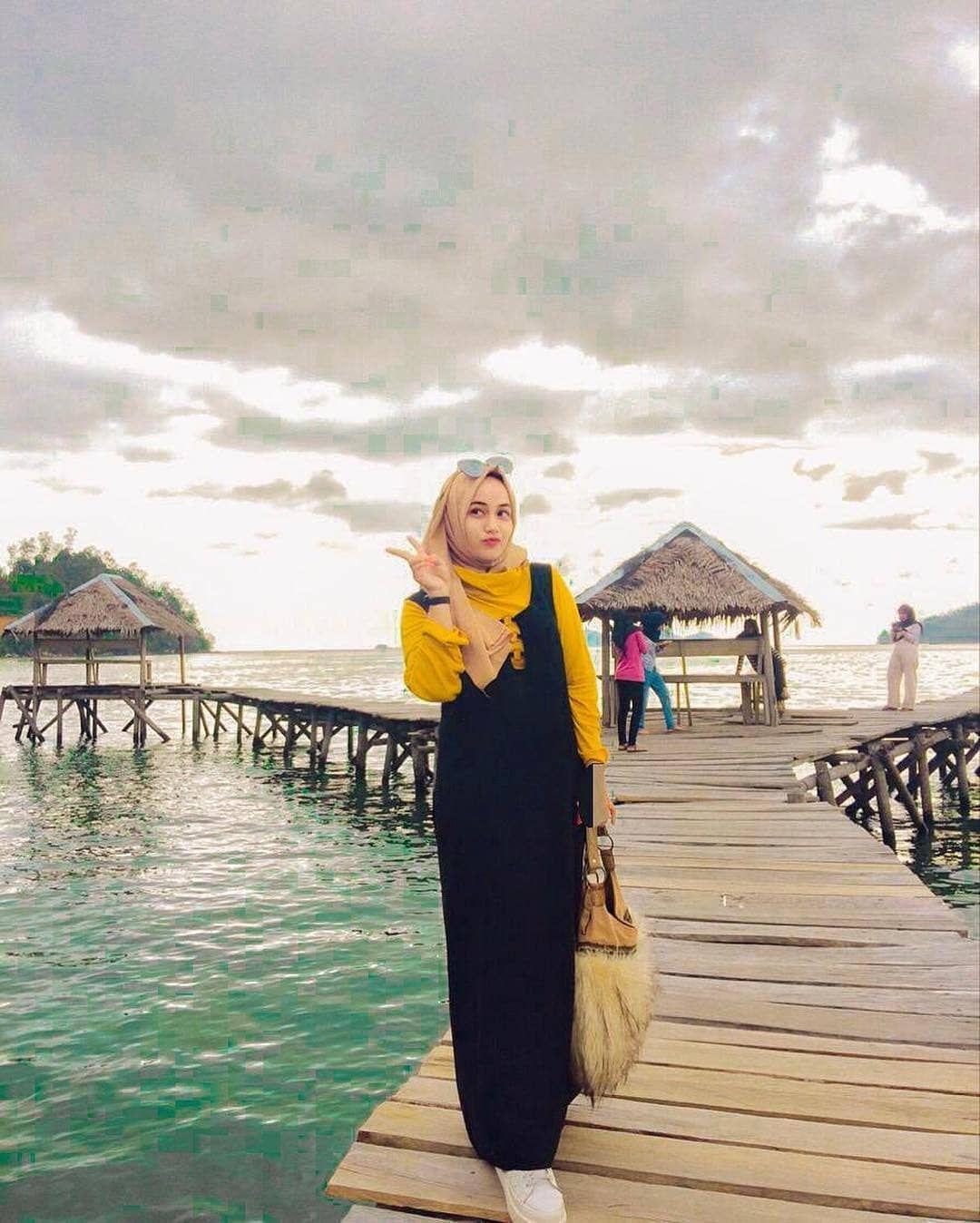 outstanding hijab ootd intanwiliasyafela pakaian