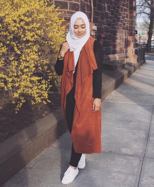 pinned muskazjahan white hijab after years ootd