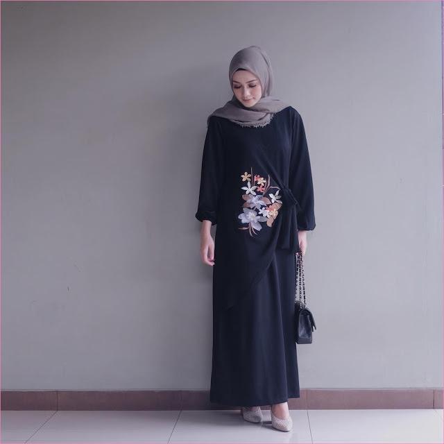 32 model outfit casual wanita gemuk ala selebgram