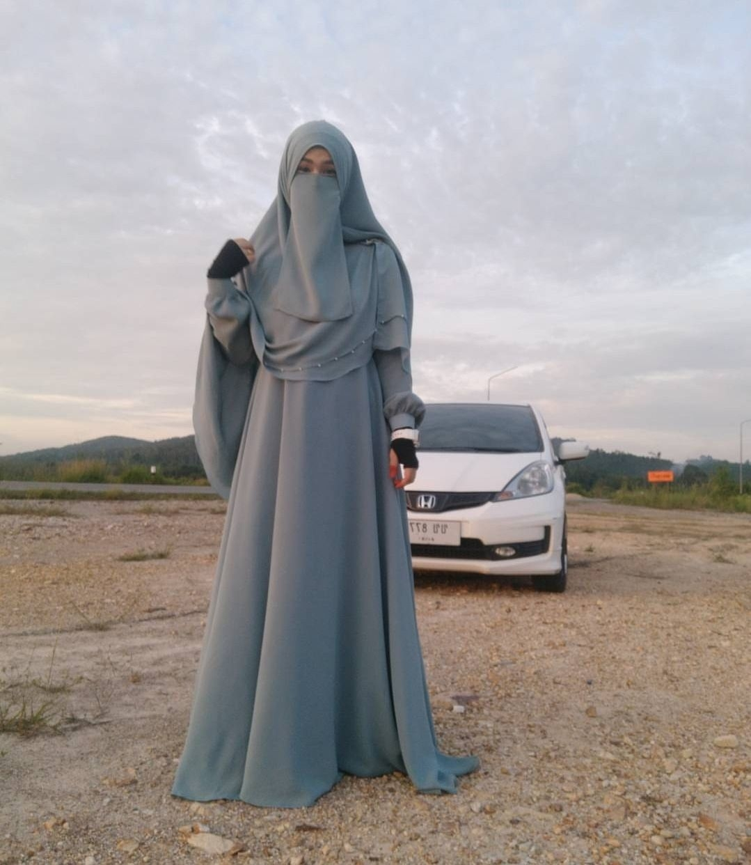 a collection of niqab pictures wanita model pakaian