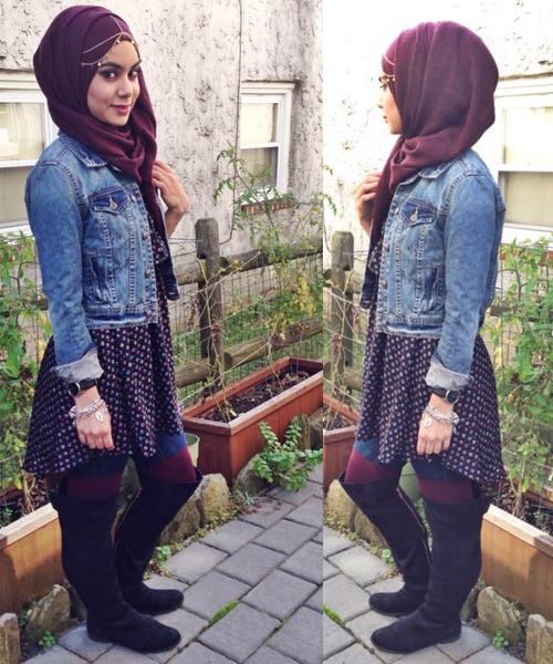 aneka model sepatu untuk para muslim tomboy berhijab
