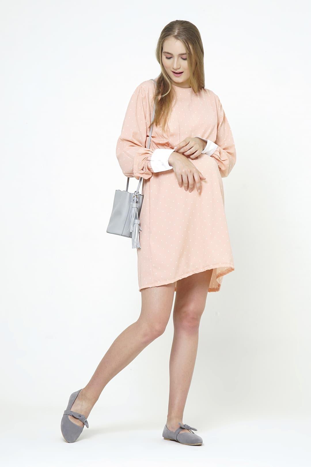 desain baju hamil kekinian klopdesain