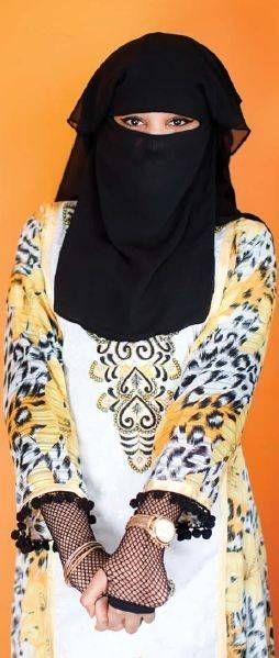 fashion niqab not ideal to wear around non mahrams