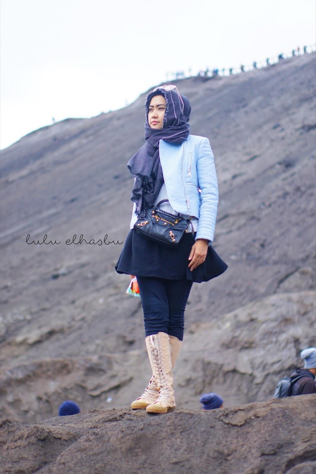 gambar tutorial hijab untuk naik gunung tutorial hijab