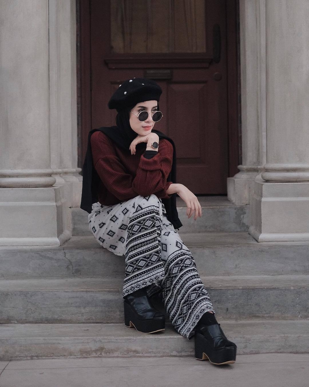 hijab and boots tumblr