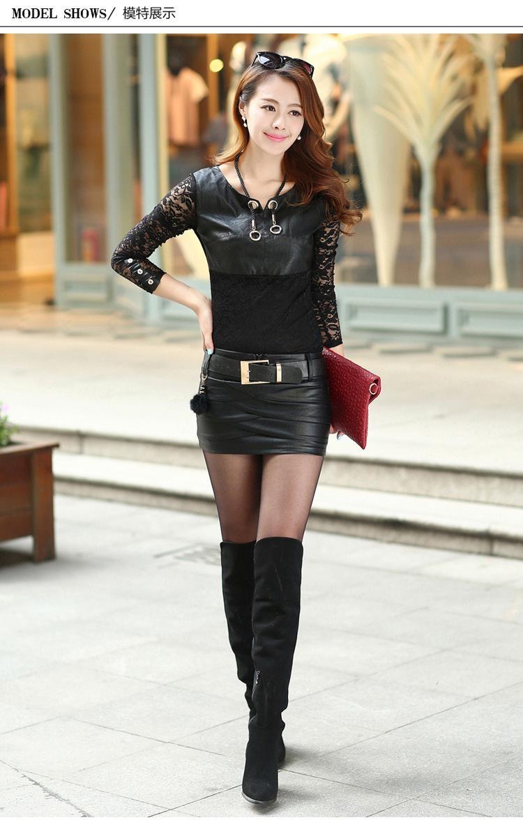 korean short skirt amature housewives