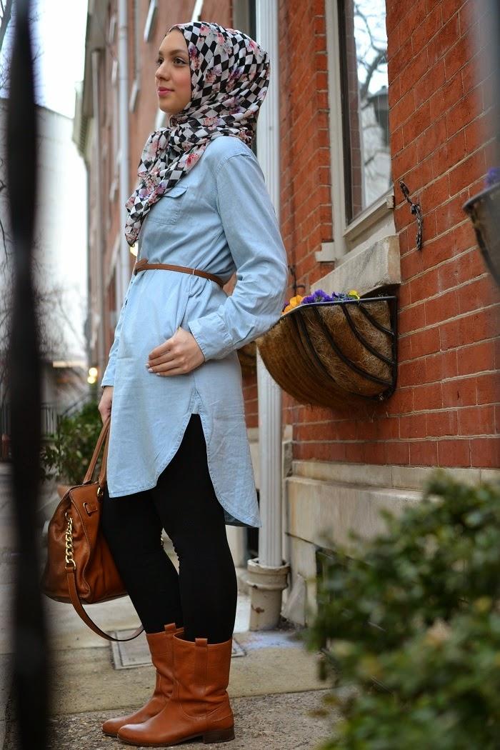 melrose hijab austere attire hani hulu