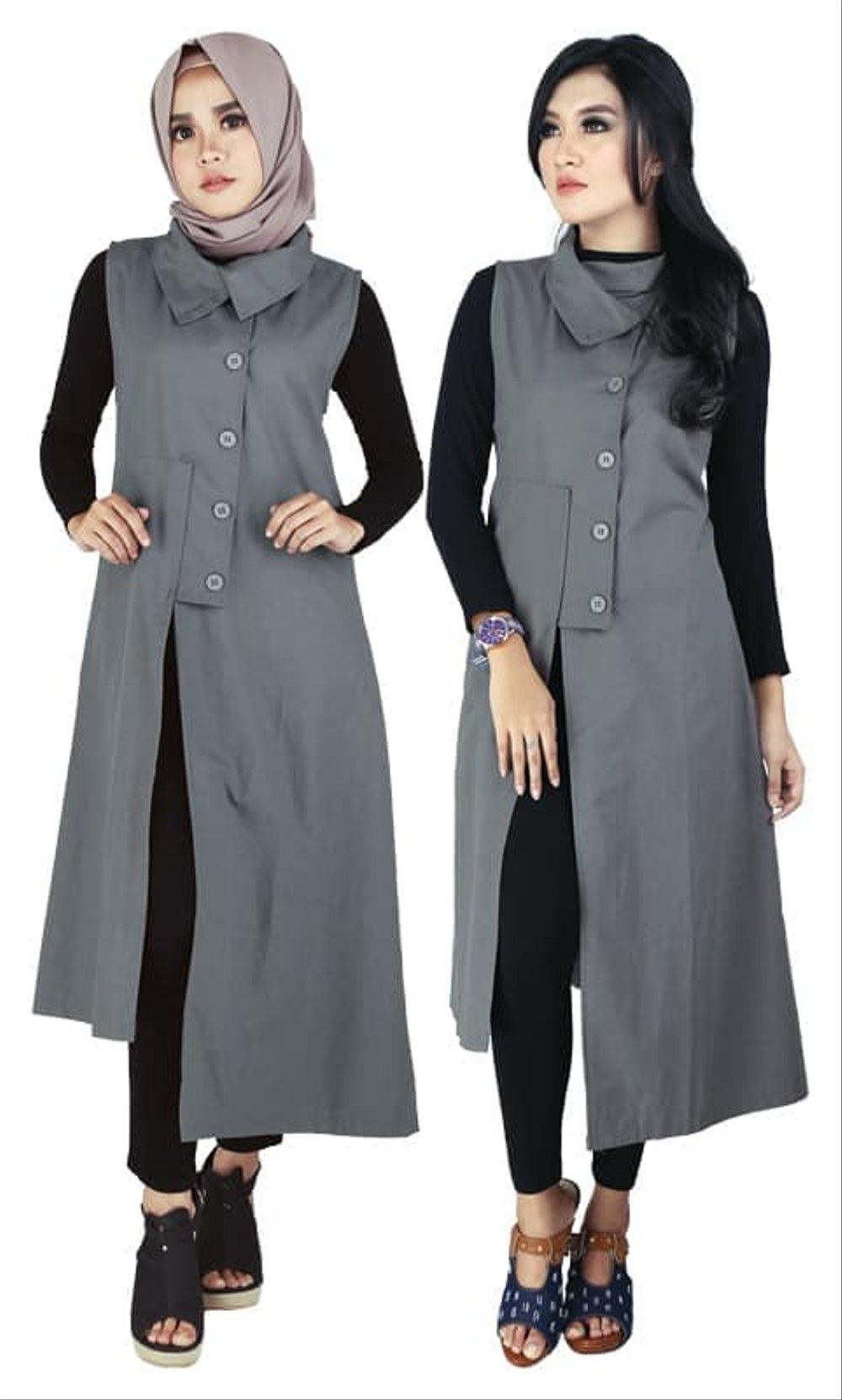 pakaian muslim wanita modern baju adat tradisional