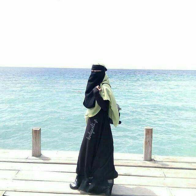 pin oleh ahmed alalah di niqab beauty di 2020 wanita