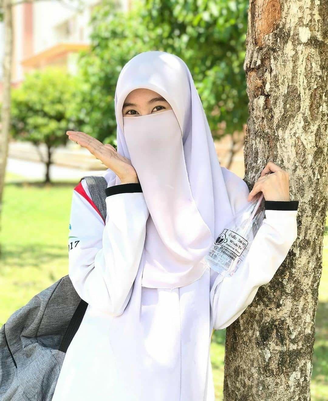 pin oleh ugank rie di niqab fotografi wanita