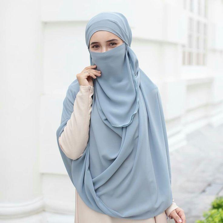 pin tgk hasna hasmuddin on niqab hijab fashion