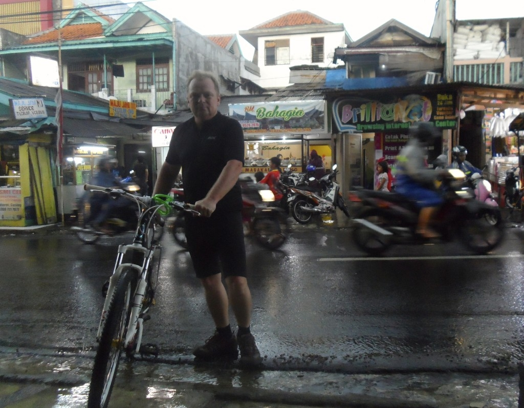 tips and advice on cycling indonesia