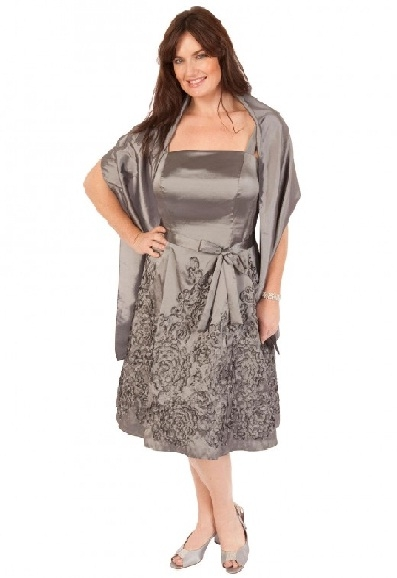 trend fashion trend dress untuk wanita gemuk