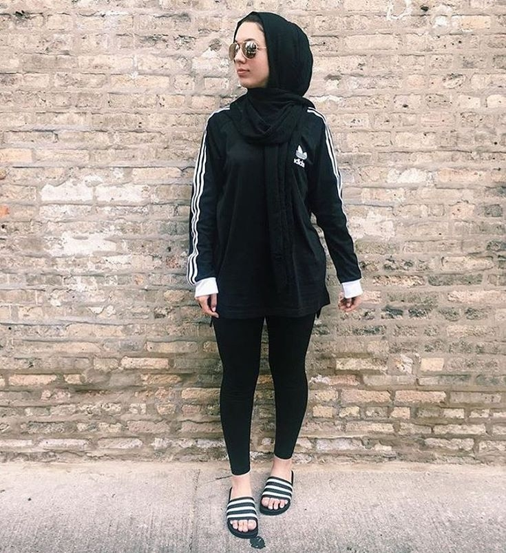 84 best hijab gym outfit inspiration images on pinterest