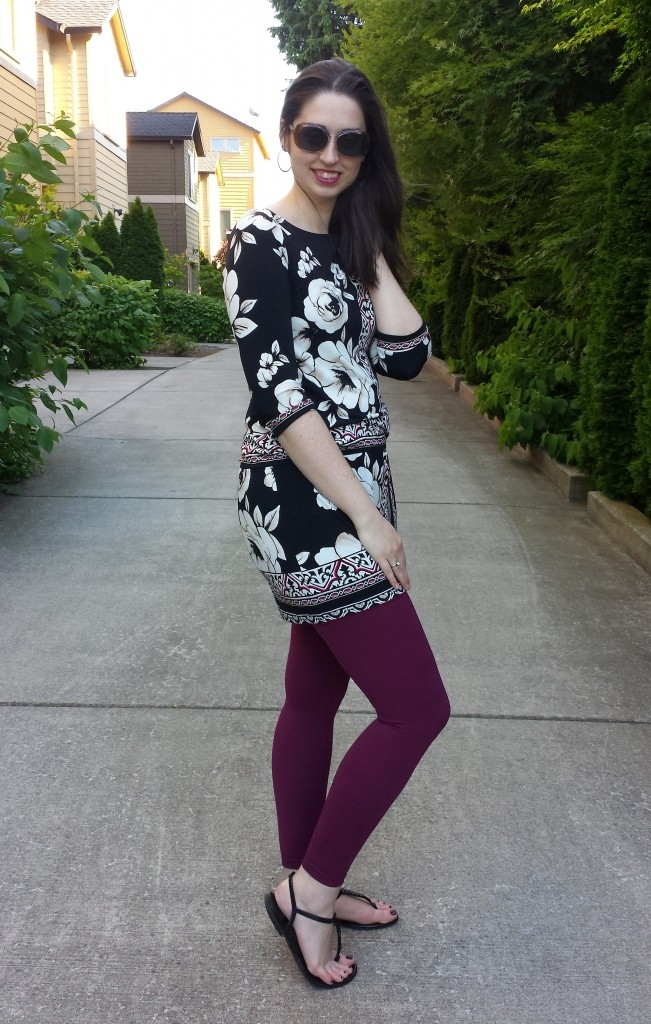 9 great outfit tips for tunic and leggings beauty