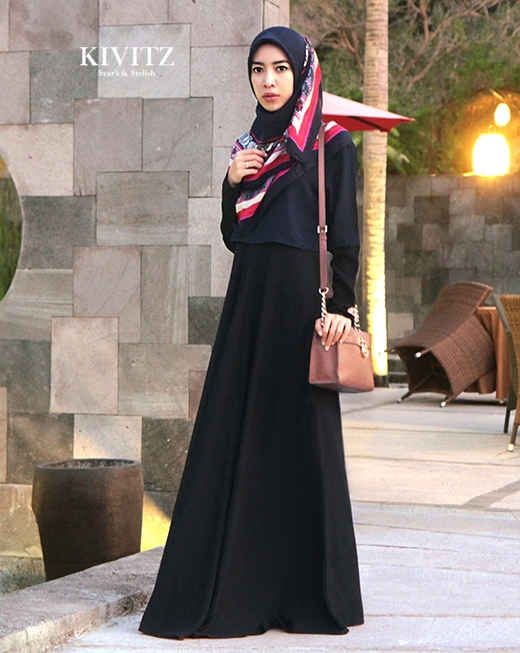 back to jogjakarta romantic dinner gaya abaya model