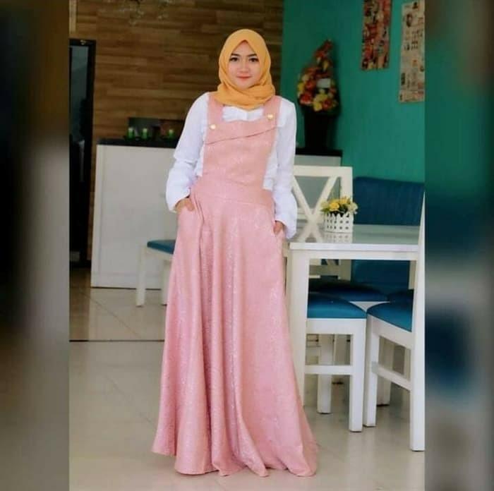 baju kodok muslim wanita jilbab saudia