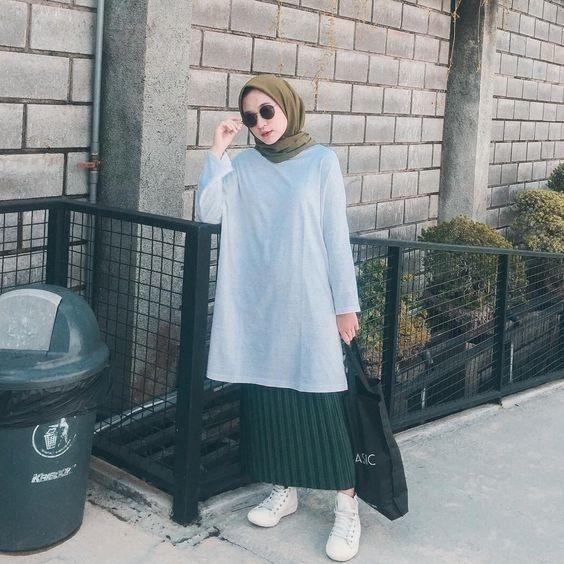 baju tunik dan rok bajuku 1