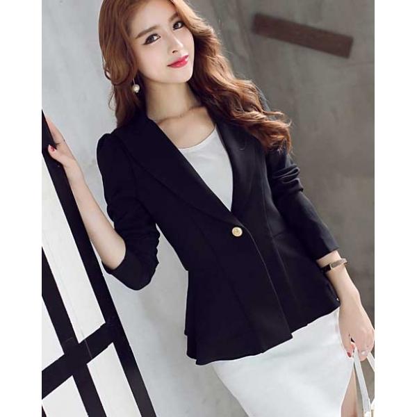 blazer wanita korea t2907 moro fashion