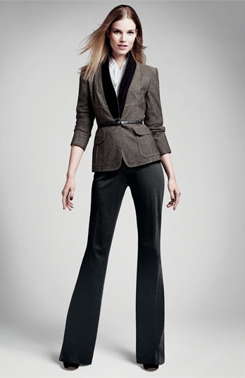 fall 2011 womens work suits workchic