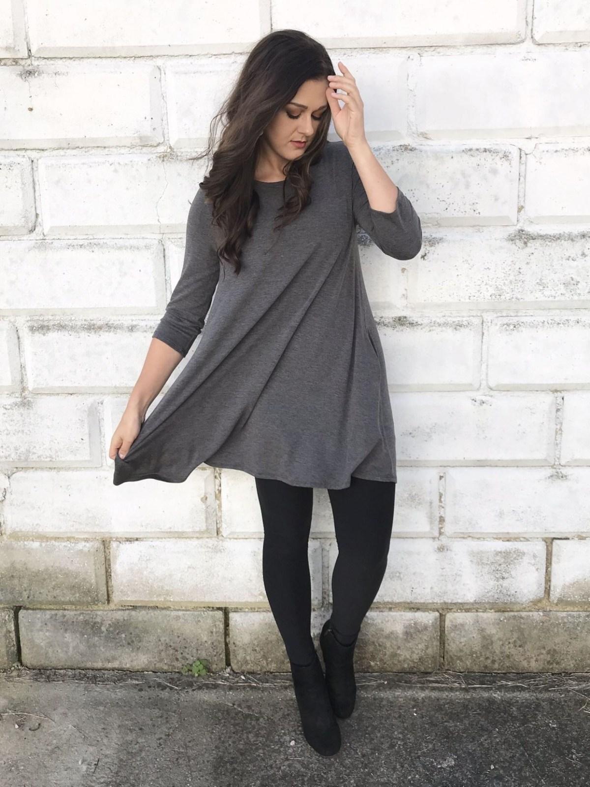 fall fashion gray tunic dress 1000 tunic dress with