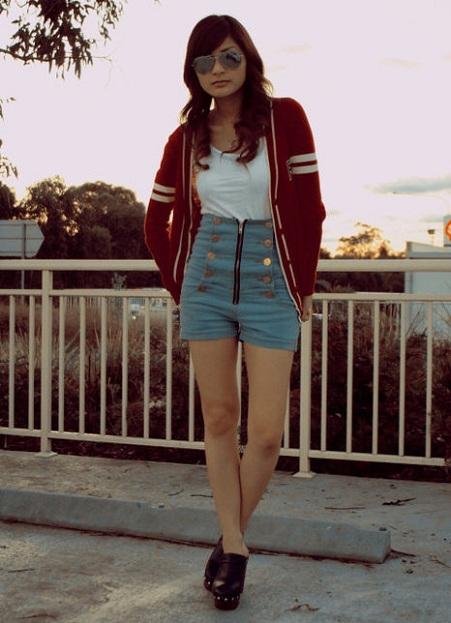 fashion style untuk wanita pendek latestfashiontips