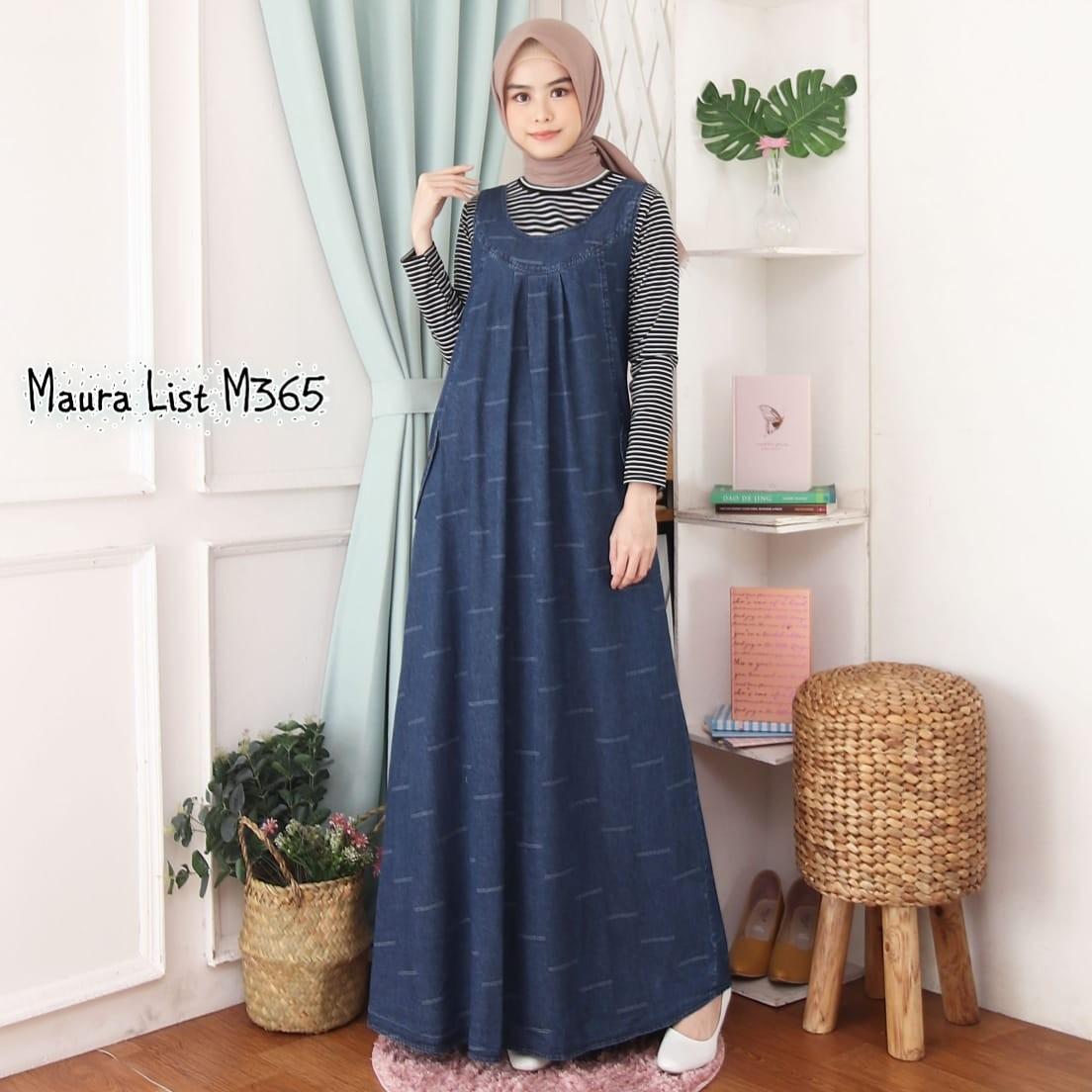 maura list m365 baju hijab style ootd