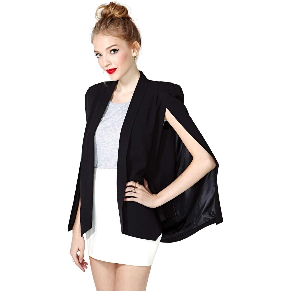 model blazer wanita terbaru