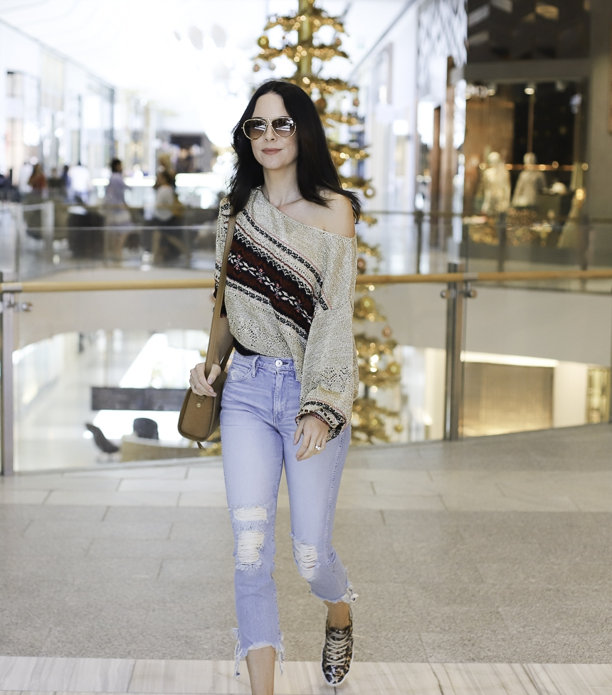 ootd casual fun and perfect for the holidays