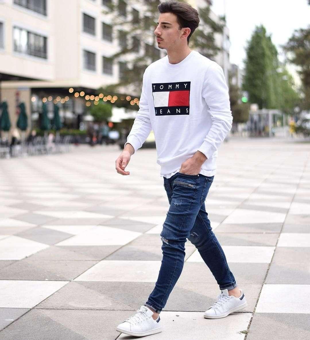 ootd memilih sepatu yang cocok untuk celana pria
