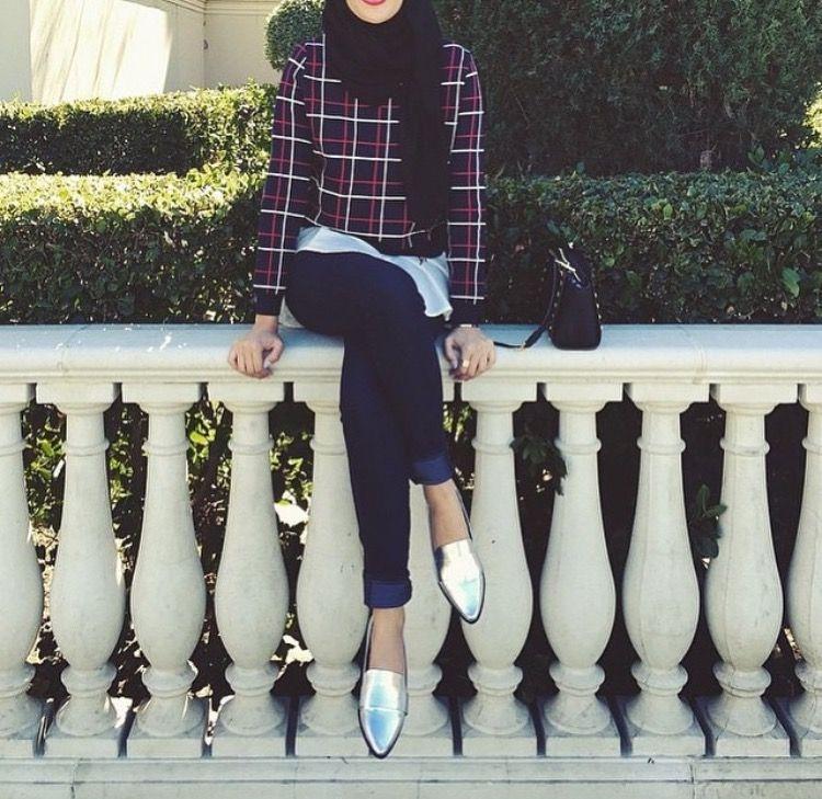 pin inesse l on hijab style muslim women fashion