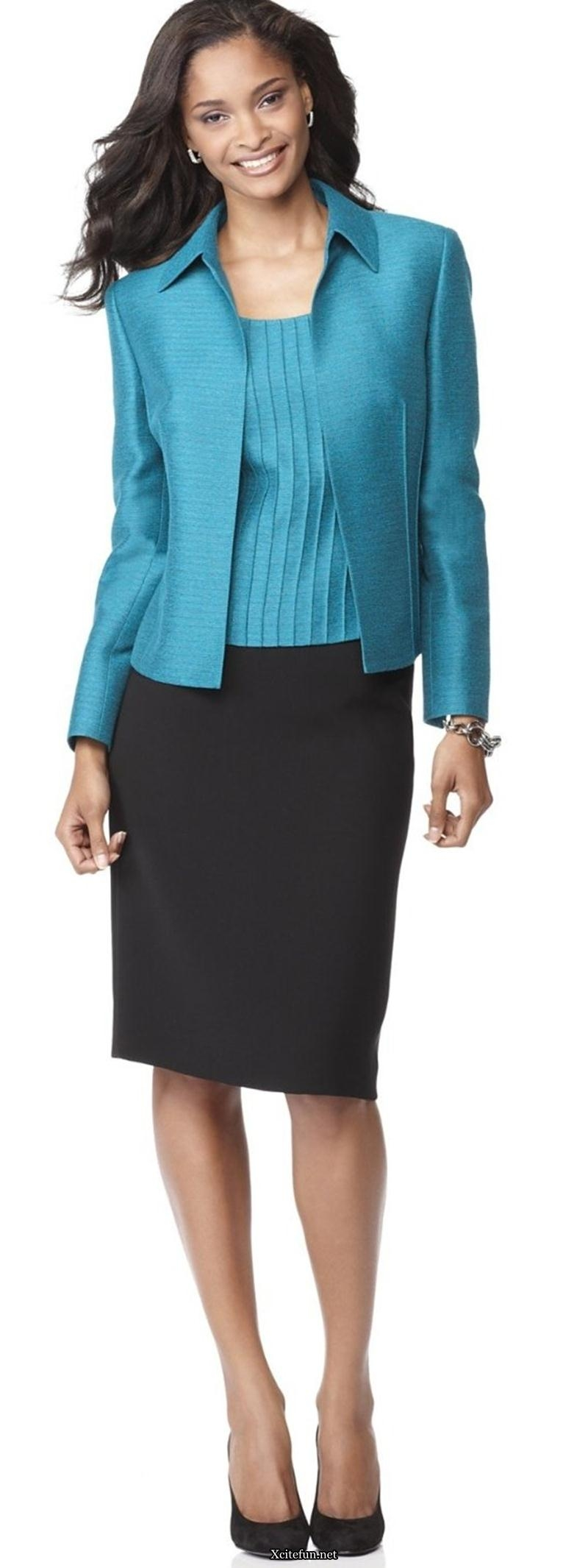 sophisticated office suit for women xcitefun