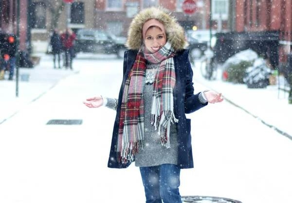 style hijab celana jeans cutbray