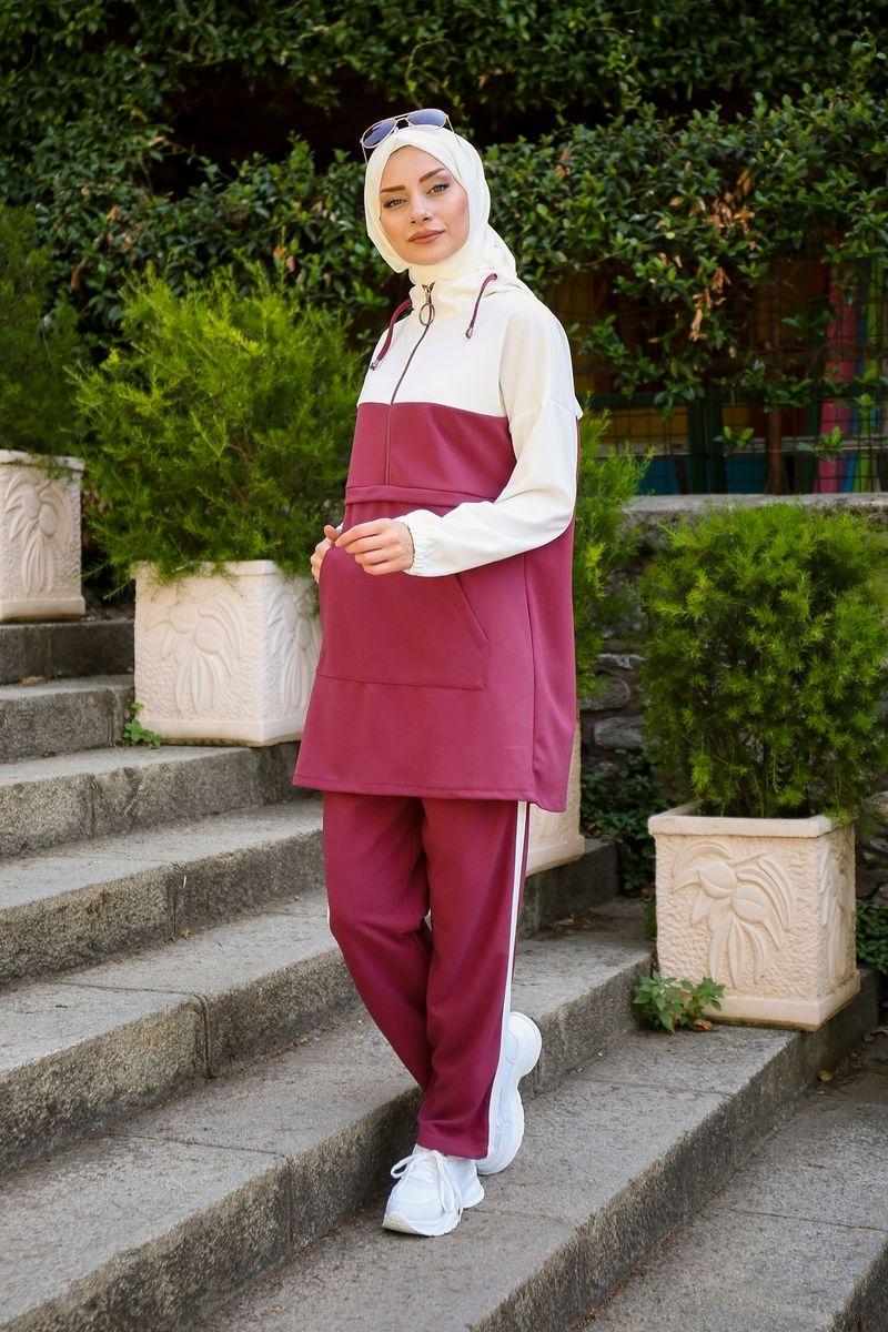 wholesale gym wear with hijab 2008 wholesale burkini 1