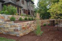 Retaining Walls ~ Stone Steps ~ Pillars - Lang Landscape ...