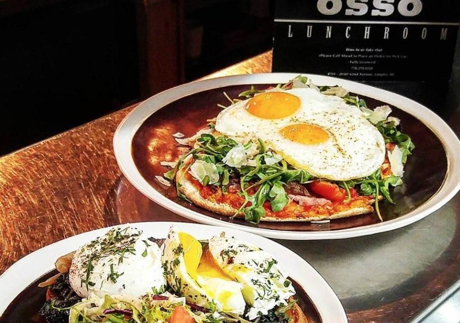 Osso Lunchroom - Best Langley Breakfast