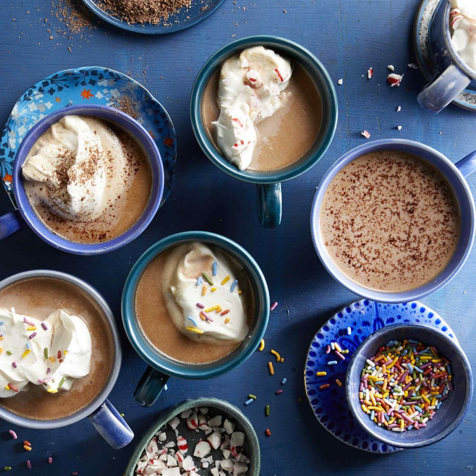 Slow Cooker Hot chocolate experience langley