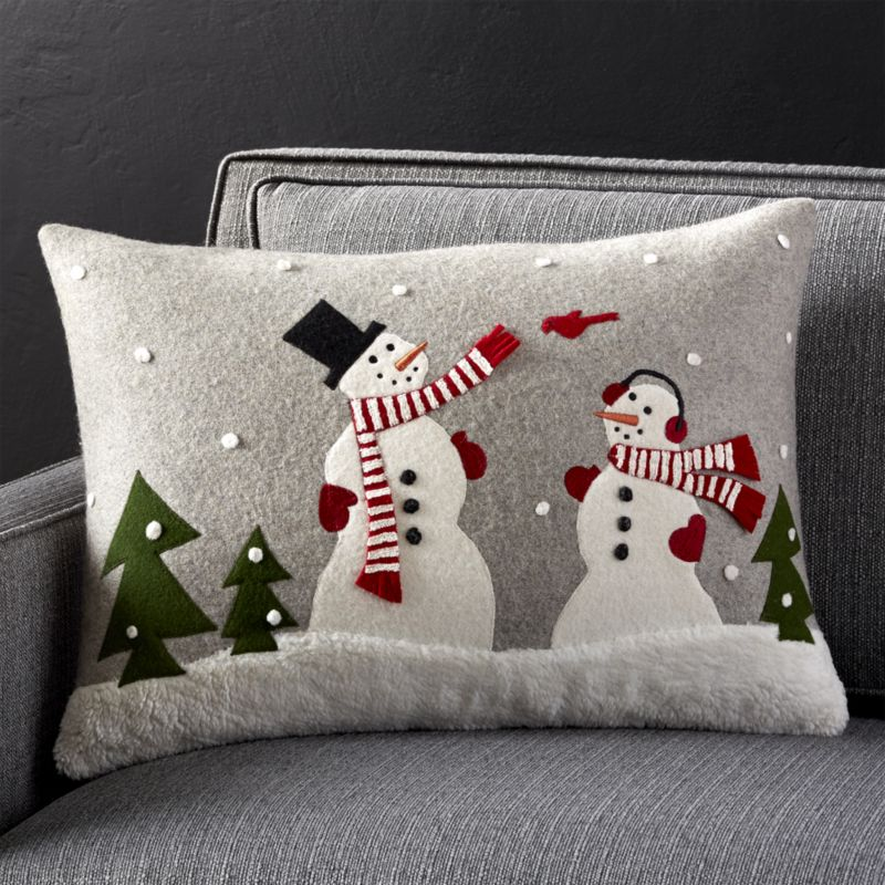 christmas pillows experience langley